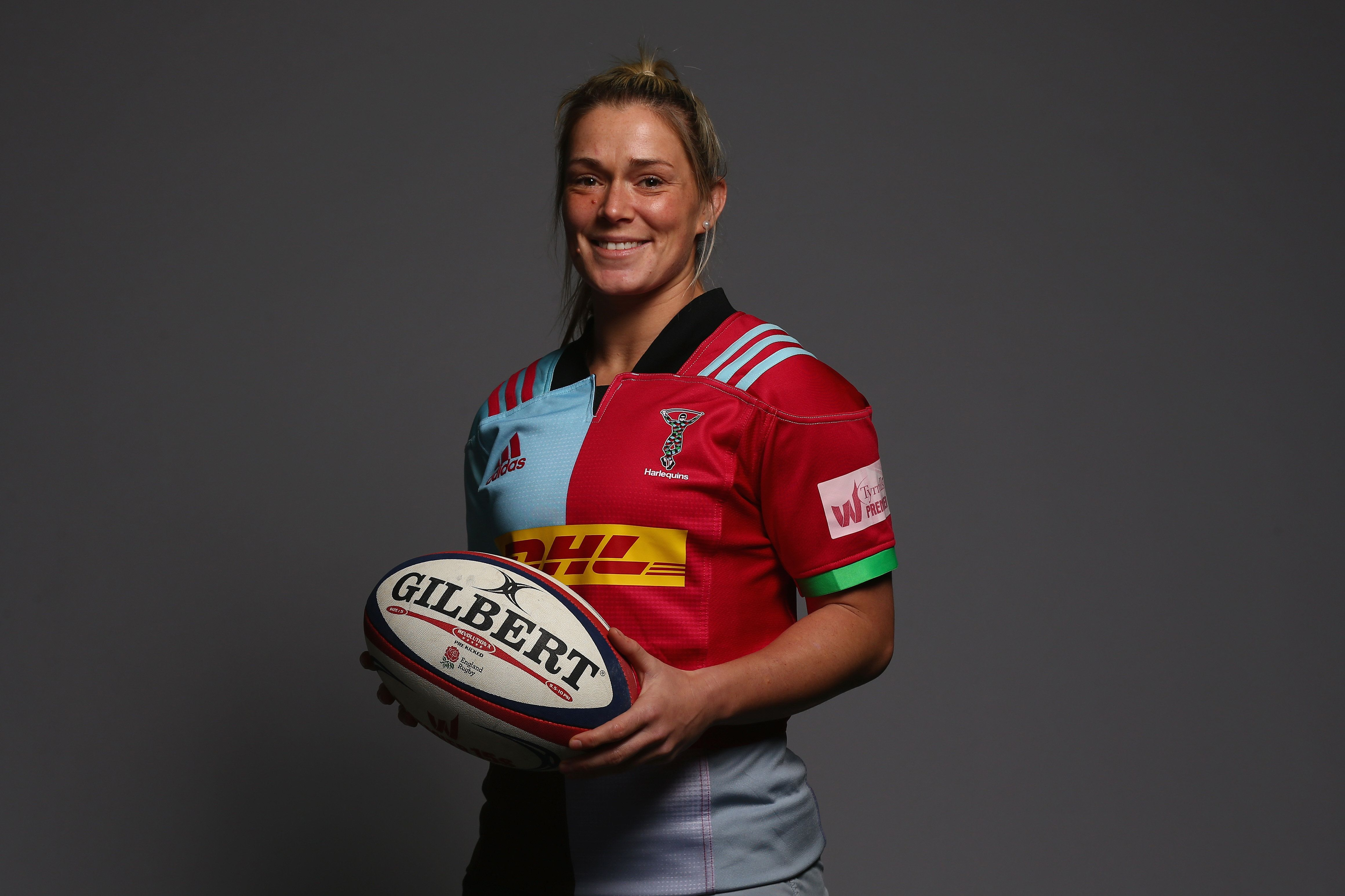 Rachael Burford: Low Points In My Rugby Career Tested Me, But Giving Up Was Never An Option