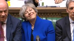 Theresa May Could Stuff Her Christmas Goose And Call It Boris, Says Labour MP in PMQs