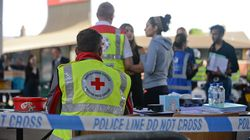 2017 Has Been One Of The Most Demanding Years For The British Red Cross Since