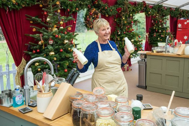 'Great British Bake Off' Christmas Special 2017 - HuffPost