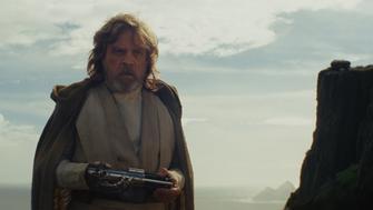 Star Wars: The Last JediLuke Skywalker (Mark Hamill)Photo: Lucasfilm Ltd. © 2017 Lucasfilm Ltd. All Rights Reserved.