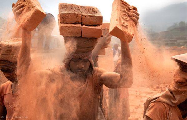 Brick Kiln Slavery in Asia