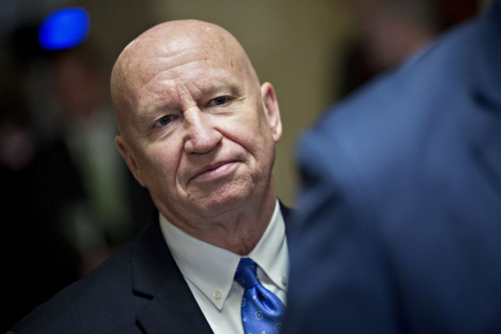 Rep. Kevin Brady, chairman of the House Ways and Means Committee, was one of those Republicans who didn't name the seven