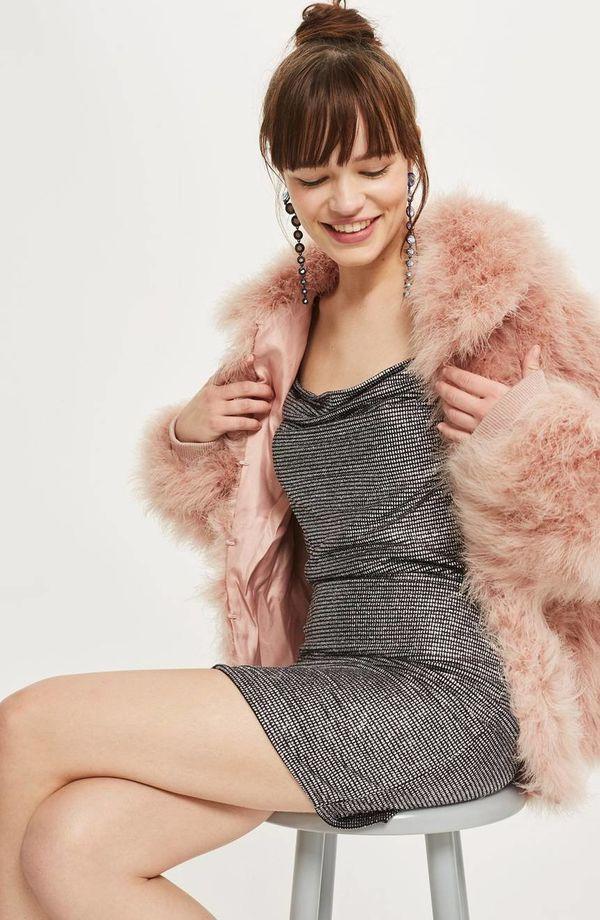 "<a href=""https://shop.nordstrom.com/s/topshop-metallic-cowl-neck-body-con-dress/4841914?origin=category-personalizedsort&"