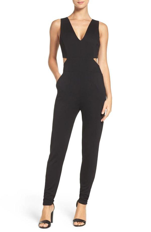 """<a href=""""https://shop.nordstrom.com/s/faiche-by-j-cutout-jumpsuit/4565966?origin=category-personalizedsort&fashioncolor=B"""