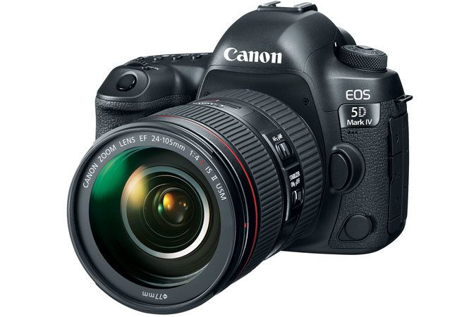 <strong>Canon  EOS 5D Mark IV EF 24-105mm f&#x2F;4L IS II USM Kit </strong>