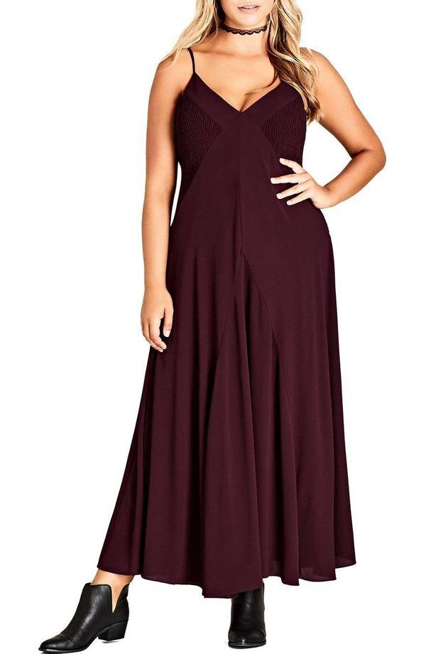 "<a href=""https://shop.nordstrom.com/s/city-chic-boho-chic-maxi-dress-plus-size/4745933?origin=category-personalizedsort&f"