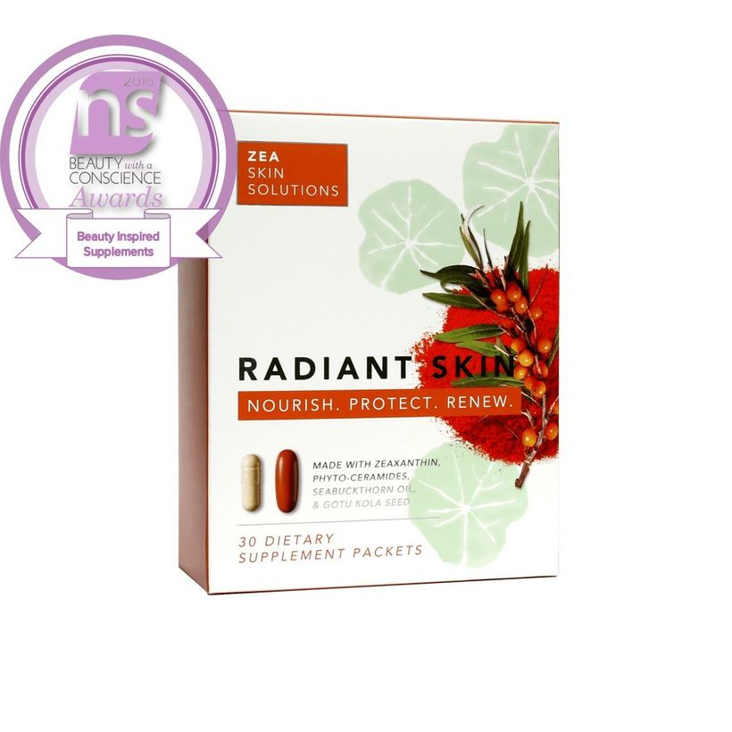 <strong>ZEA Skin Solutions - Radiant Skin Supplements </strong>