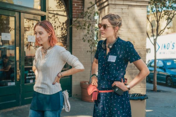 "In terms of securing a nomination for a female auteur, Greta Gerwig is our best hope. The direction in ""Lady Bird"" doesn't an"