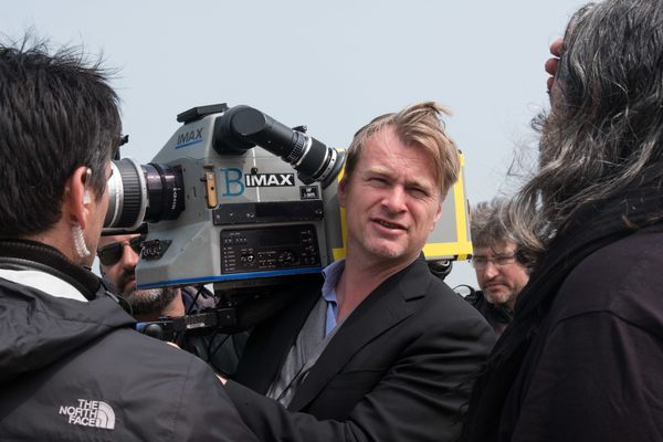 Warner Bros. <i>really </i>wants to get Christopher Nolan this nomination. Seizing on the impressive box-office ret