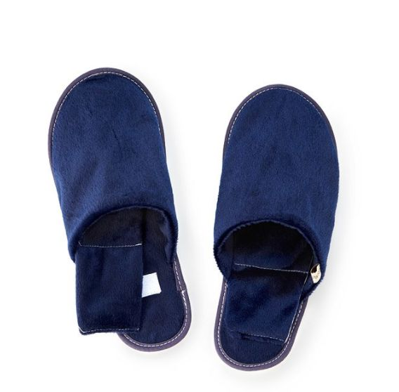 These Cozy Herbal Warming Slippers