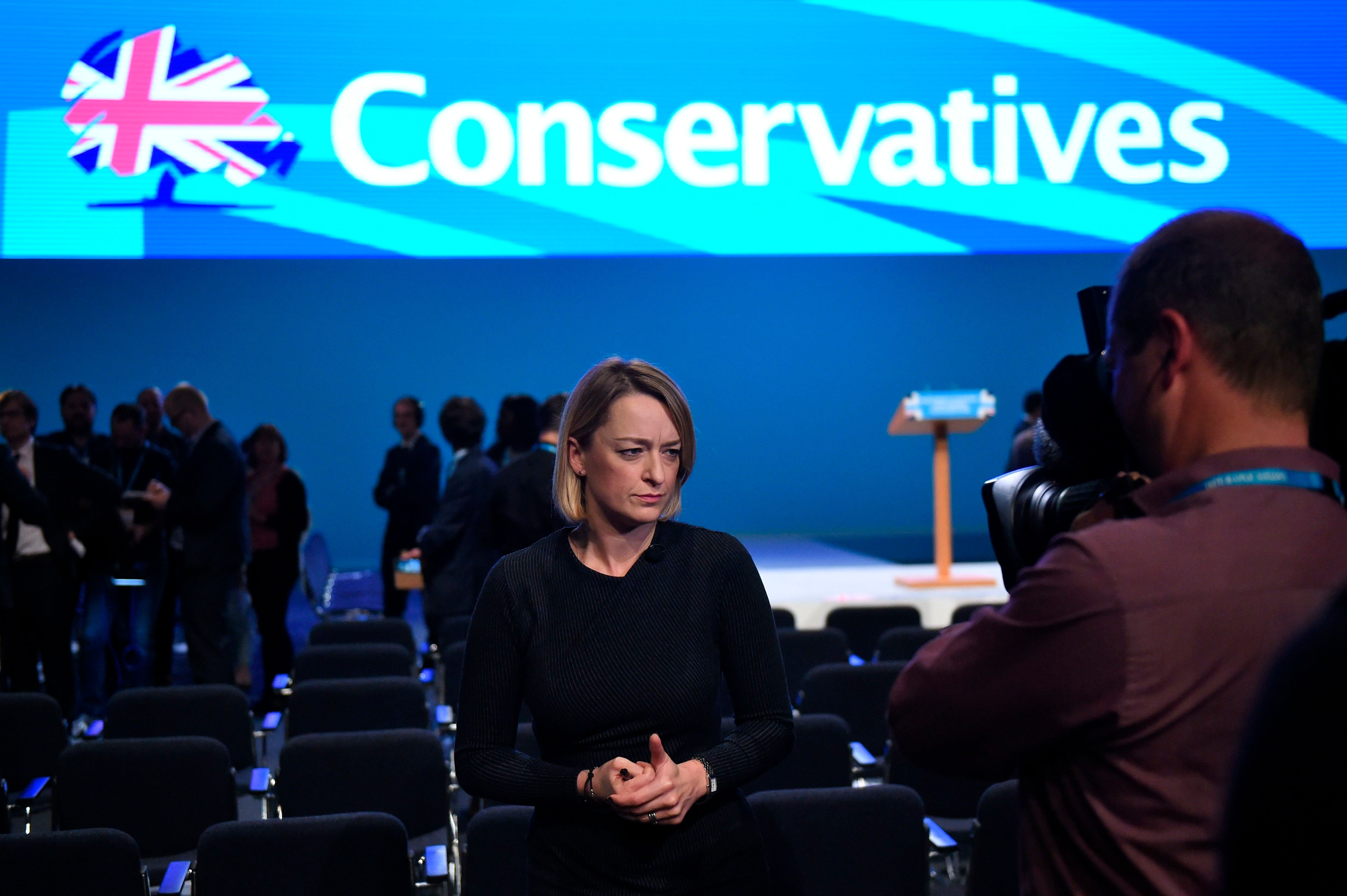 The Canary Makes Front Page Correction Over False Laura Kuenssberg Tory Conference