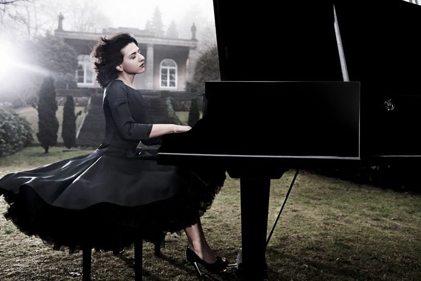 Esther Haase for Sony Classical
