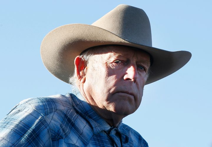 Nevada rancher Cliven Bundy led a 2014 armed standoff with U.S. government agents in a range-land dispute.