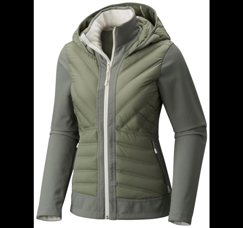 Mountain Hardwear Women's StretchDown HD Hooded Jacket