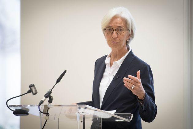 IMF chief Christine
