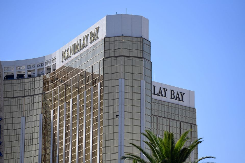 Stephen Paddock, 64, of Mesquite, Nevada, brought an arsenal of weapons into the Mandalay Bay Resort and Casino in Las Vegas