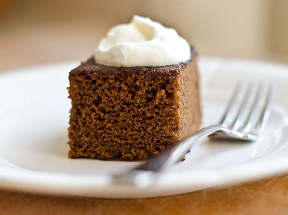 Best Gingerbread Pound Cake