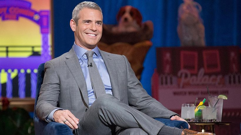 Sources tell me Andy Cohen is loving this season of RHONJ. Siggy seems to imply he was appalled by the Hitler remark, but my