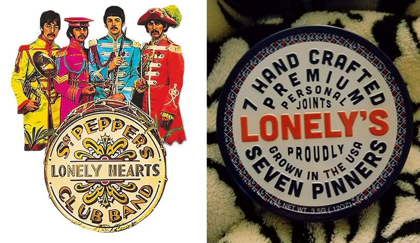 Sgt. Peppers and Lonely's