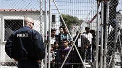 Χίος: Κάτοικοι διαμαρτύρονται για τη μεταφορά οικίσκων στο κέντρο της