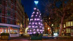 9 εντυπωσιακά -και παράξενα- Χριστουγεννιάτικα δέντρα του