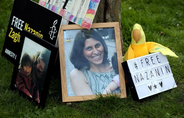 Nazanin Zaghari-Ratcliffe 'eligible for early release' from Iranian prison