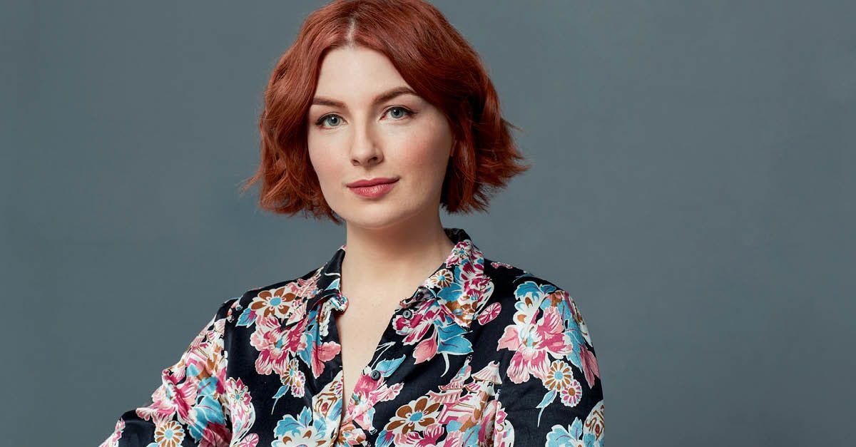 Broadcaster Alice Levine Talks Self-criticism And Cutting Herself Some