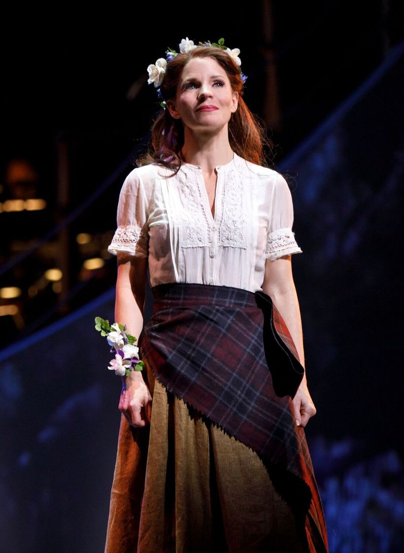 Kelli O'Hara in <em>Brigadoon</em>