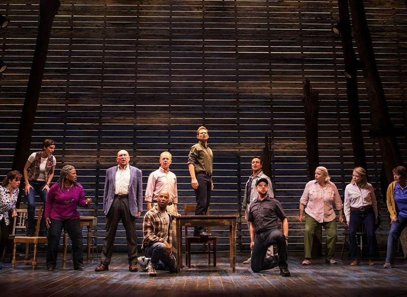 The cast of <em>Come from Away</em>