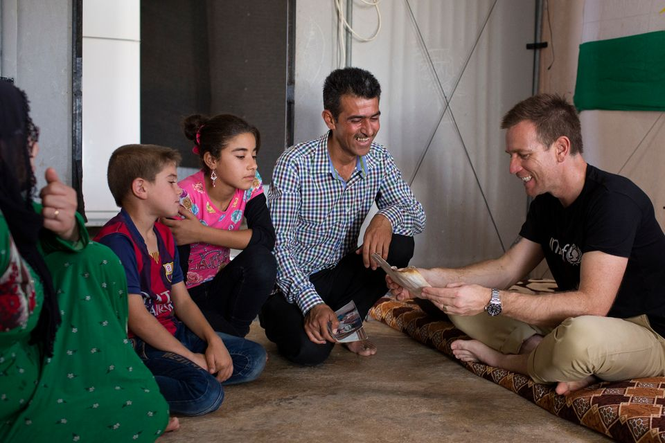 Together We Can Keep More Syrian Children Safe, Happy And Warm This