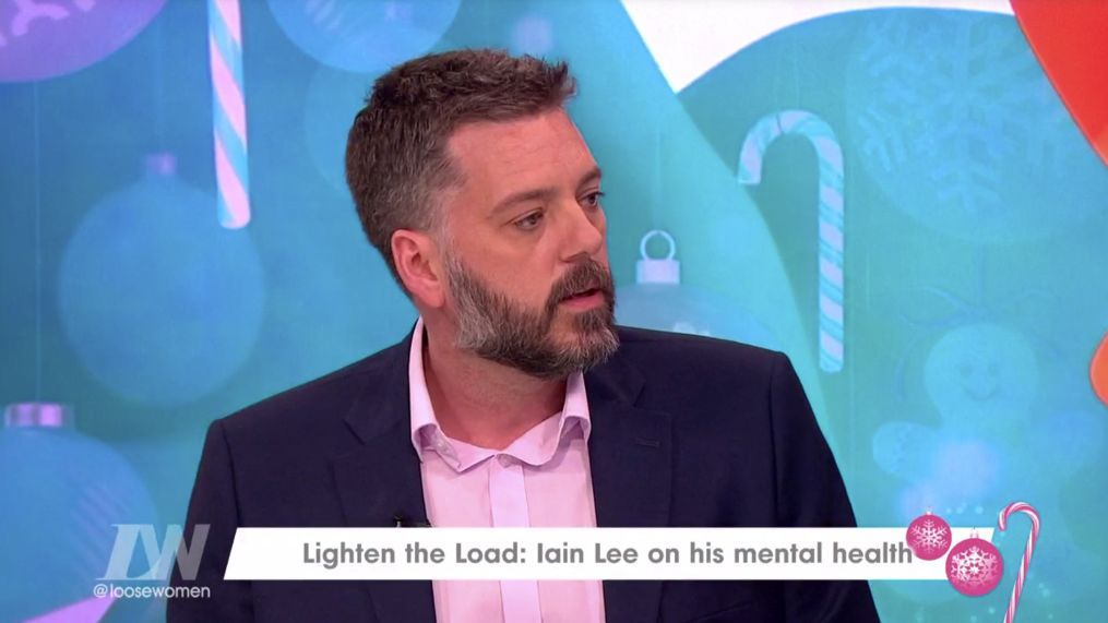 Iain Lee Accuses His 'I'm A Celebrity' Campmate Amir Khan Of 'Lying' About