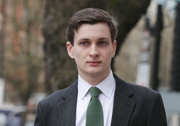 Samuel Armstrong is chief of staff of Tory MP Craig