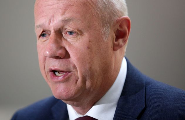 Damian Green sacked from cabinet after breaching ministerial code