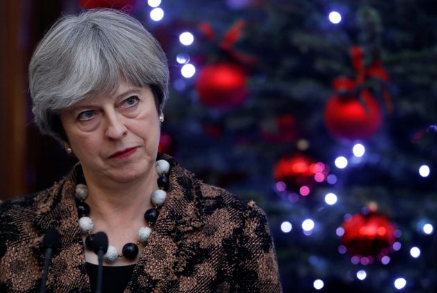 Theresa May Demands 'Proper Investigation' Into Police Over Damian Green