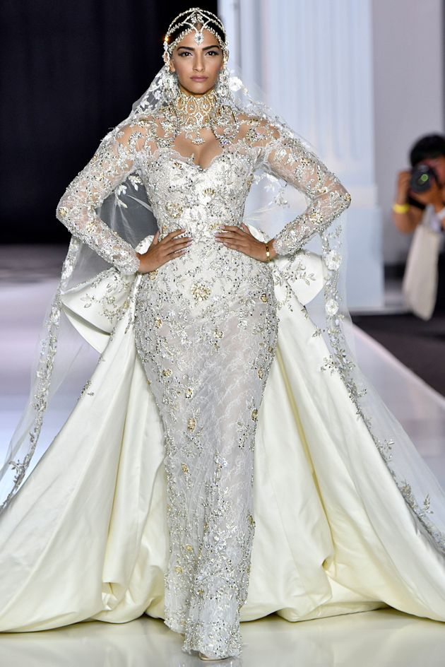 Ralph Russo Gorgeous Wedding Dresses By The British