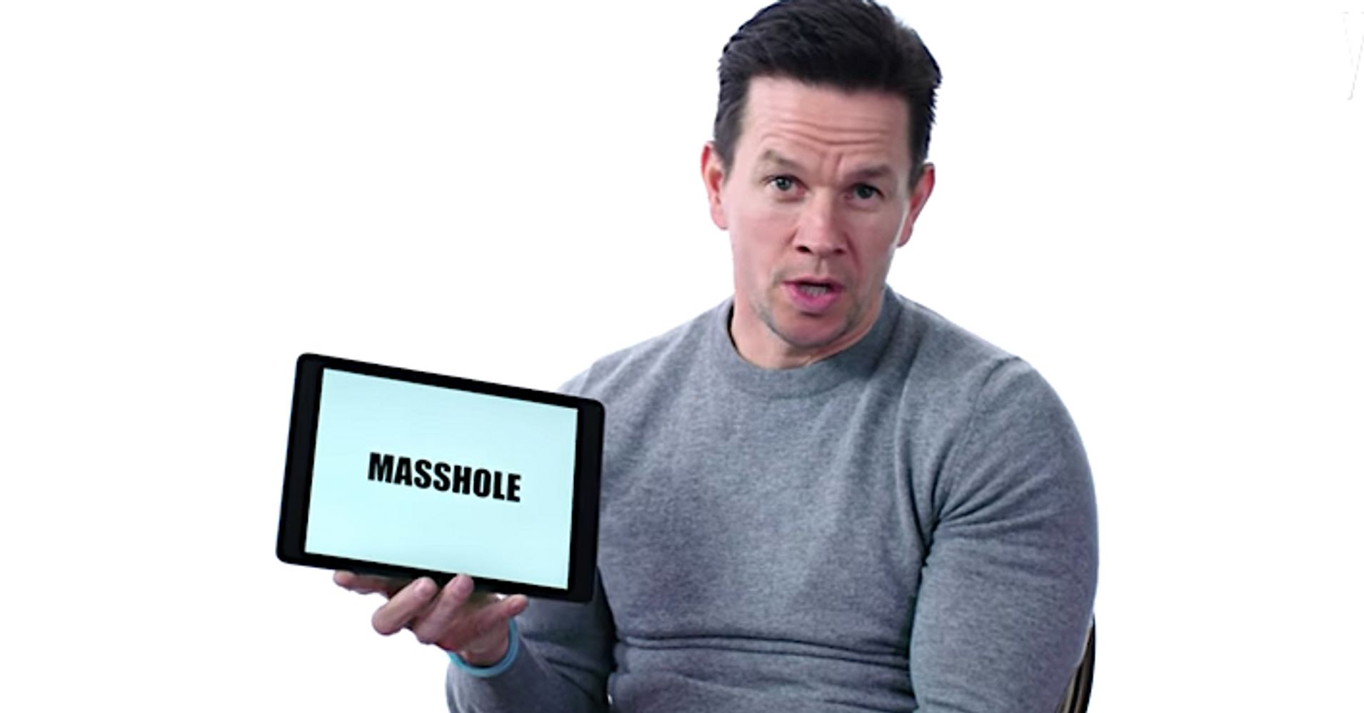 Let Mark Wahlberg Make You Wicked Smart In Boston Slang | HuffPost