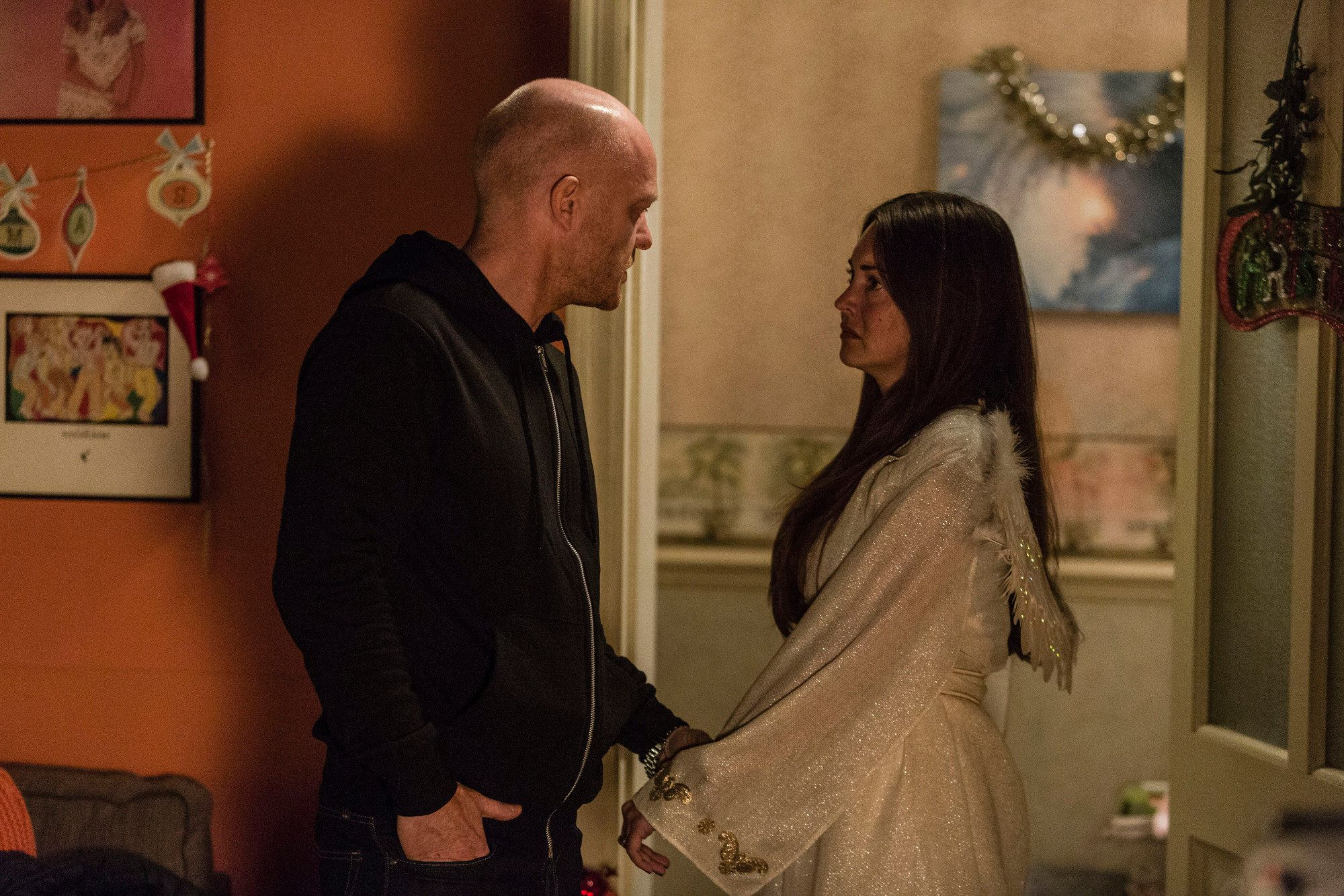 Jake Wood Credits Interim 'EastEnders' Producer With 'Ramping Up The Drama' Ahead Of