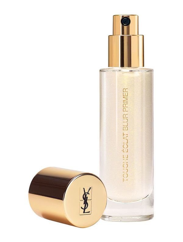 "<strong><a href=""https://www.yslbeautyus.com/makeup/touche-eclat-blur-primer/1033YSL.html"" target=""_blank"">YSL Touche &Eacute"