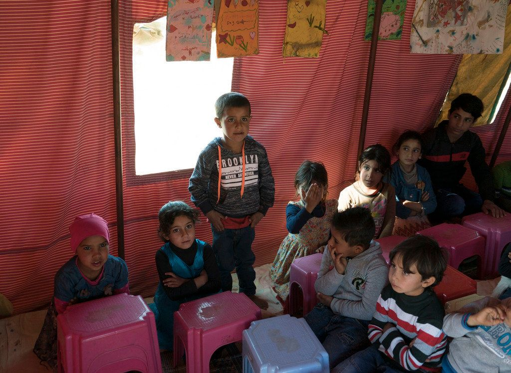Generation Of Syrian Children Risk Becoming Illiterate Without Urgent Action, Teachers