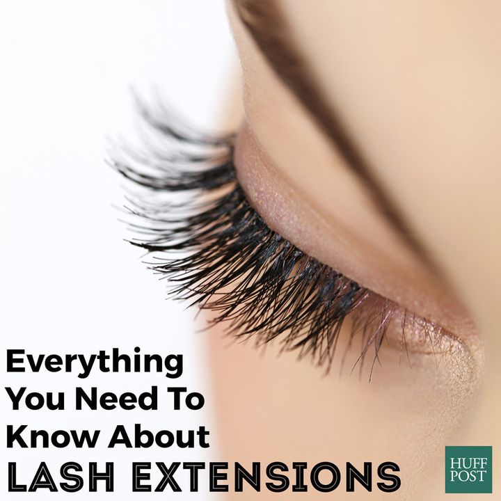 96dd44a877a Lash Extensions: Tips You Need To Know Before Heading To The Salon ...