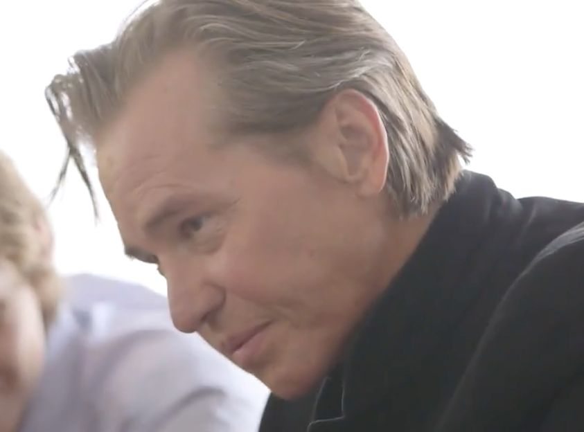 Val Kilmer Opens Up About 2-Year Battle With Throat