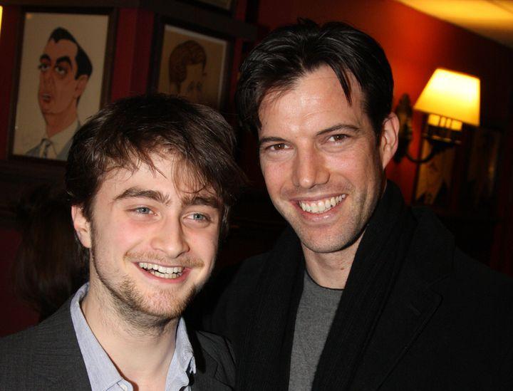 Daniel Radcliffe andLorenzo Pisoni.