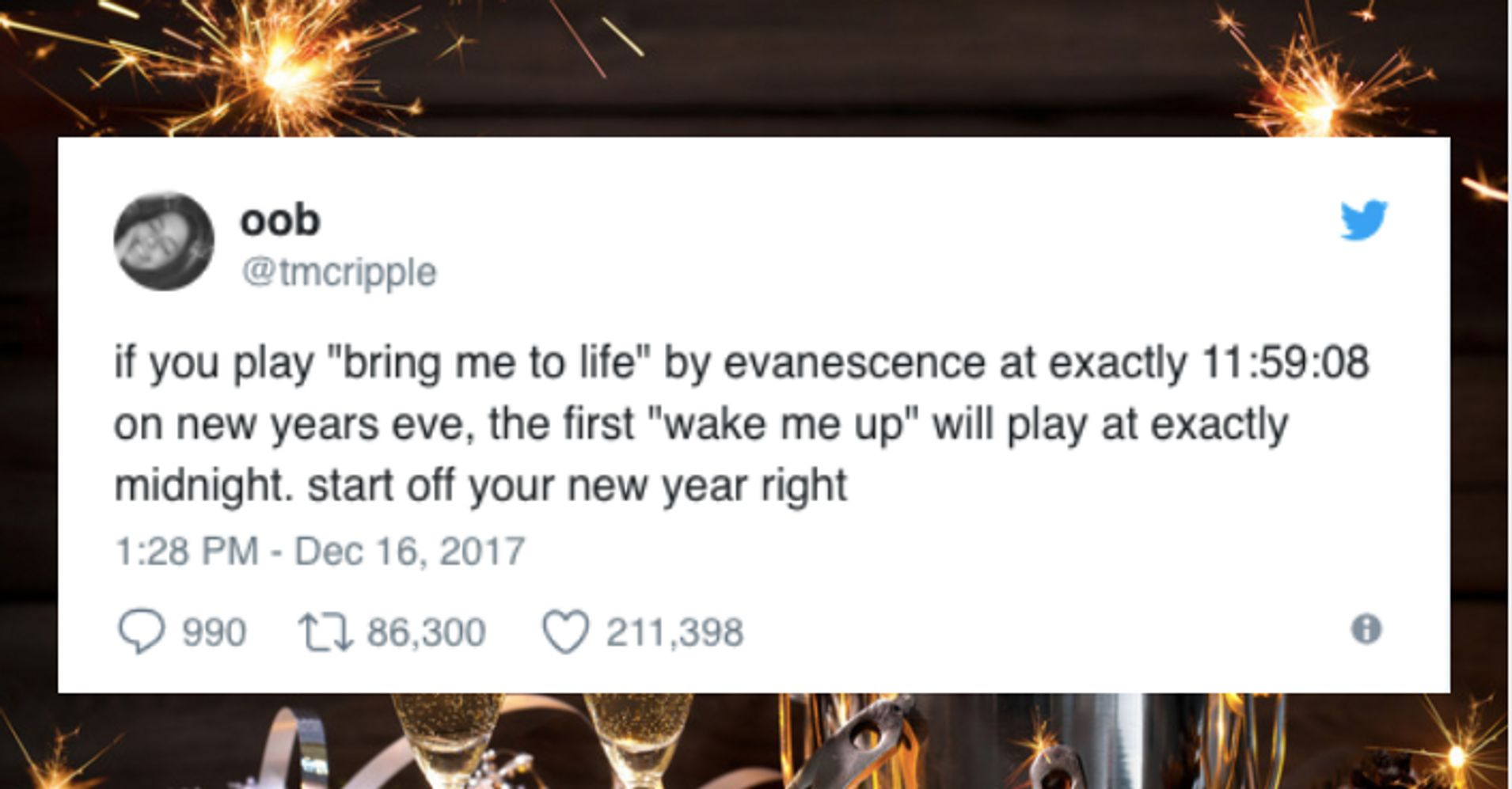 These Tweets Will Guarantee You Start Off 2018 On The Perfect Note ...
