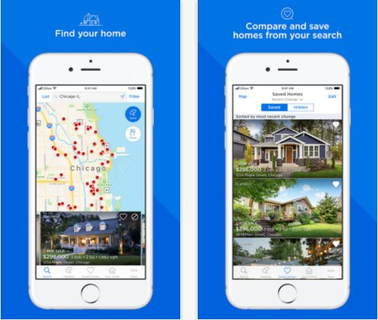 The Top 5 Most Popular Real Estate Apps To Help People Find