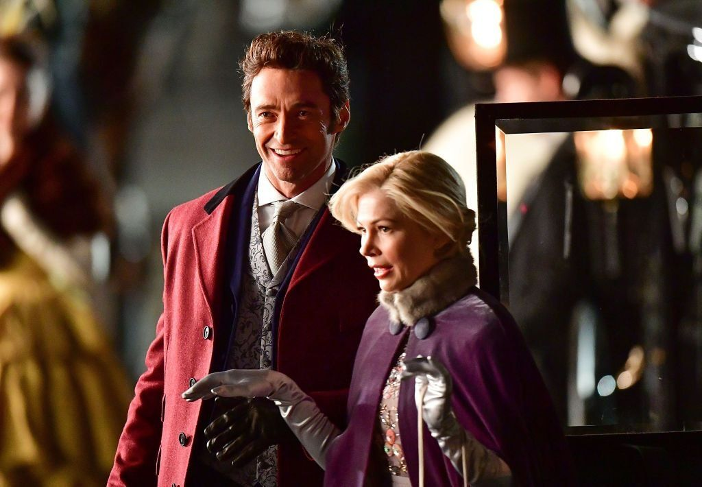 Hugh Jackman commands center stage in 'Greatest Showman'