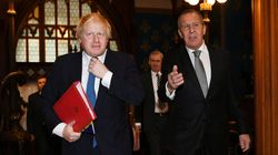 Boris Johnson Attempts 'Kettle Chips Diplomacy' With Russia Amid Cyber Warfare