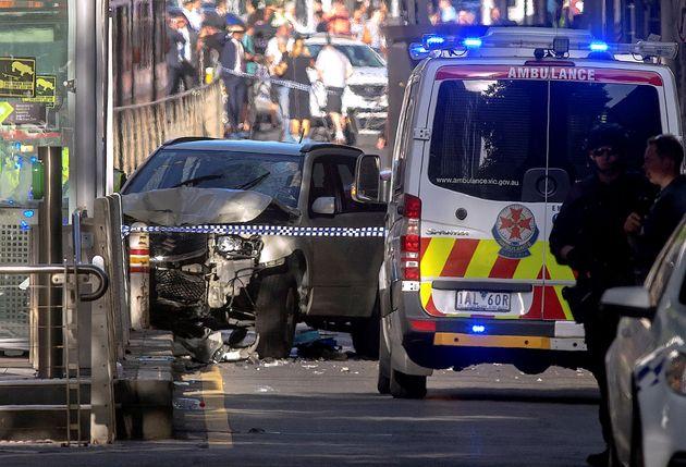 Δεν έχει σχέση με εξτρεμιστές ο οδηγός που έπεσε με το όχημά του πάνω σε πεζούς στη