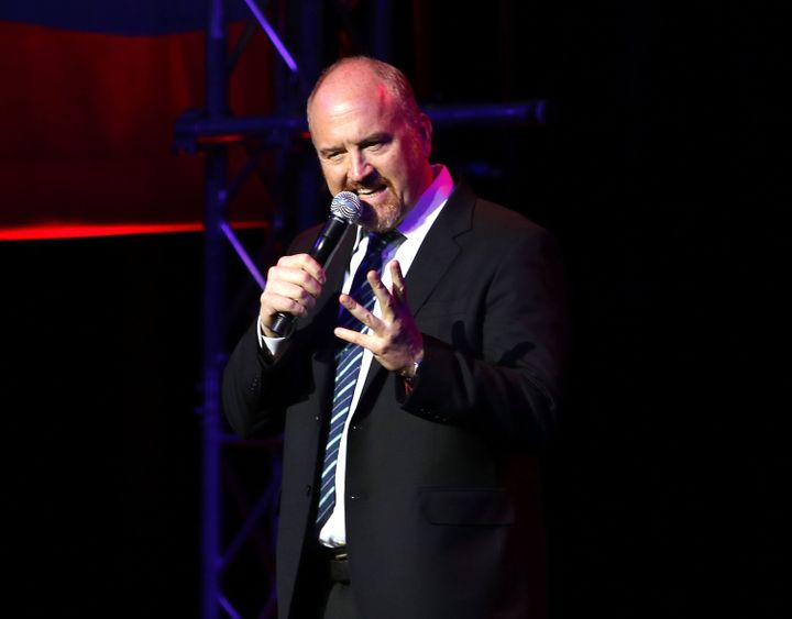 Louis C.K.'s career was already in free fall before his voice was removed from a Disney cartoon.