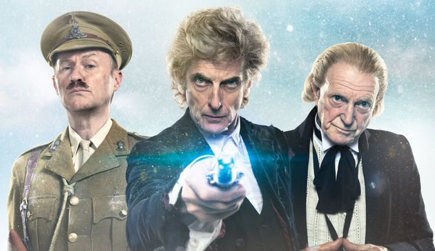 'Doctor Who' Christmas Special - HuffPost